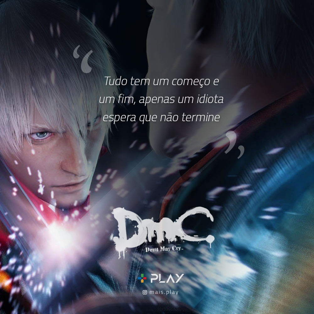 Frases Insanas Do Game Devil May Cry Mais Play