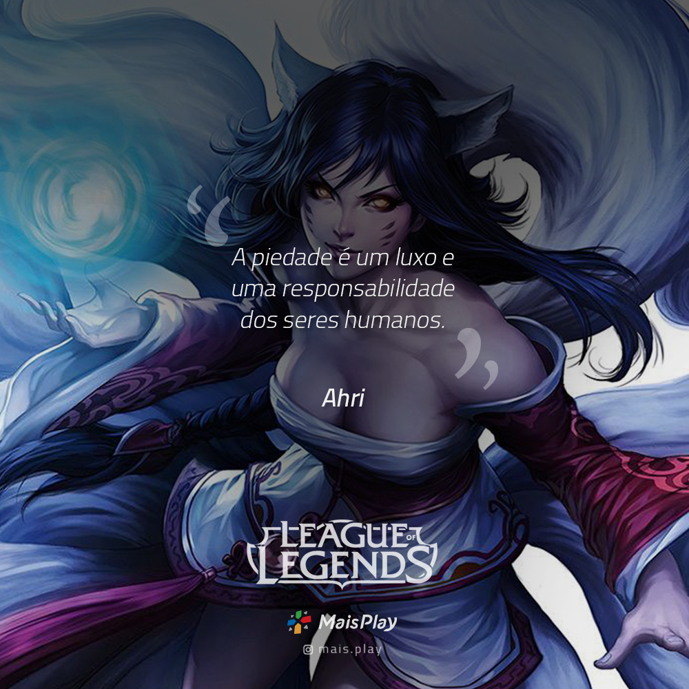 14 Frases Reflexivas Dos Personagens Do League Of Legends